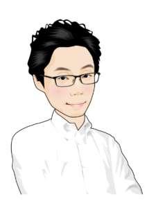 木野和行の似顔絵